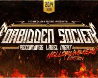 Forbidden Society - Storm 20.4.2018
