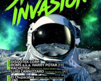 Space Invasion - Favál 1.12.2017