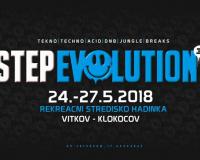 Step Evolution - Klokočov, 25.-26.5.2018