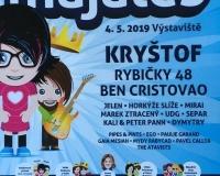 Brněnský Majáles - Výstaviště 4.5.2019