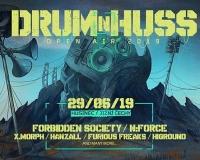 Drum'n'Huss - Husinec 29.6.2019