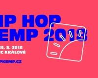 Hip Hop Kemp - Hradec Králové 23.-25.8.2018