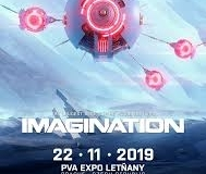 Imagination - PVA Expo Letňany 22.11.2019