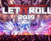 Let It Roll - Milovice 1.-4.8.2019