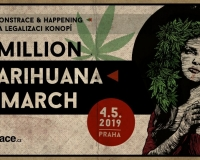 Milion Marihuana March 4.5.2019