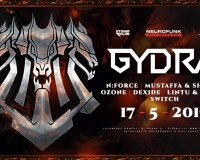 NWND presents Gydra - Storm Club 17.5.2019