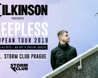 Wilkinson Sleepless Party - Storm Club 16.11.2019