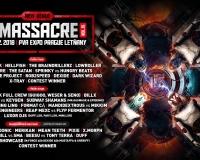 X-Massacre - EXPO PVA Letňany 21.12.2018