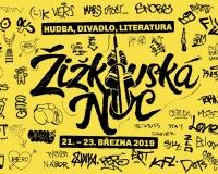 Žižkovská Noc - Cross Club 21.-23.3.2019