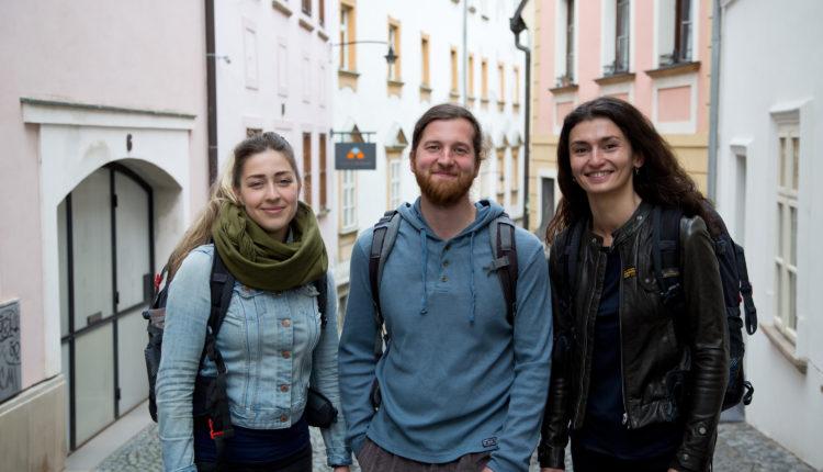 SPR, Terénní programy Olomouc, Michelská,
